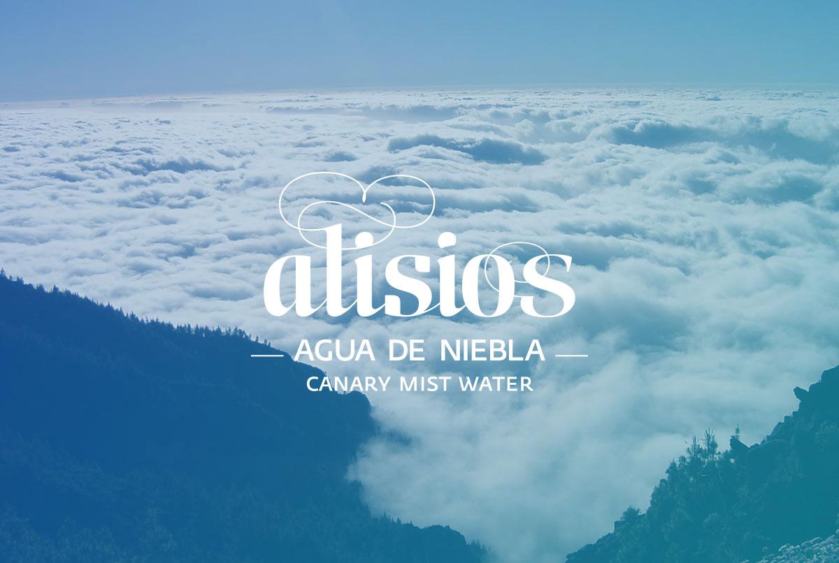 ALISIOS — AGUA DE NIEBLA